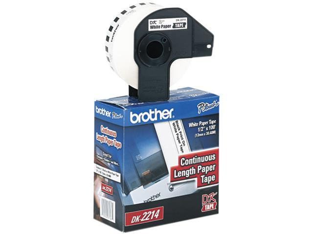 Brother DK2214 Continuous Paper Label Tape, .47
