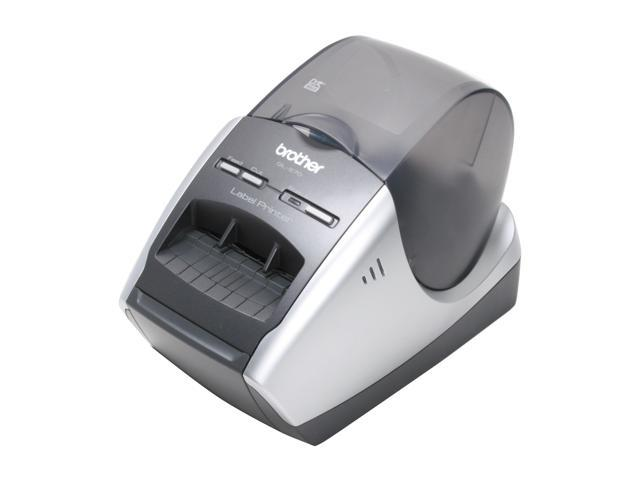 Brother QL-570 QL-570 Professional PC Label Printer, 68 Labels/Min, 5-3/10w x 5-3/5d x 8-1/5h