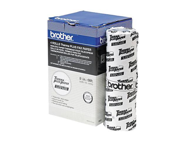 brother 6840 98' ThermaPLUS Fax Paper