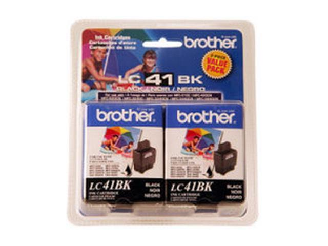 brother LC412PKS ink Cartridge 2 PKS Black