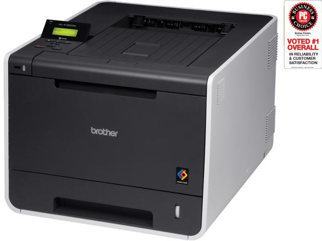 brother hl 4150cdn color laser printer with duplex and networking. Black Bedroom Furniture Sets. Home Design Ideas
