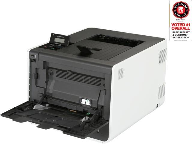 brother HL Series HL-4570CDW Workgroup Up to 30 ppm 2400 x 600 dpi Color Print Quality Color Wireless 802.11b/g/n Laser Printer