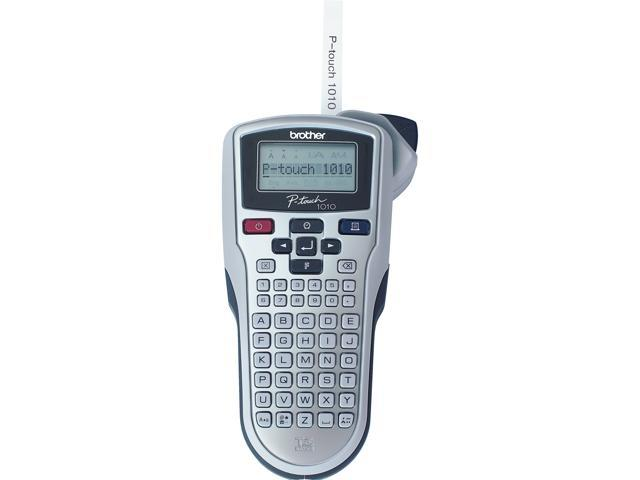 brother PT-1010NB Portable Inkjet Label Printer with Name Badge Kit