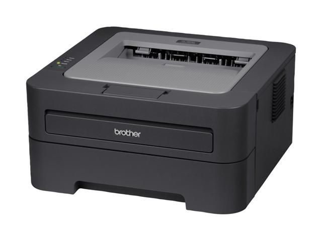 Brother HL Series HL-2240 Personal Up to 24 ppm 2400 x 600 dpi Color Print Quality Monochrome Laser Printer