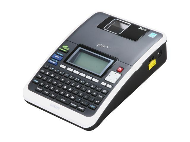 Brother PT-2730VP USB Desktop Labeler with Carry Case