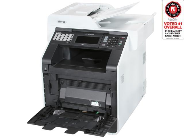 Brother MFC-9970CDW Wireless Color Multifunction Laser Printer