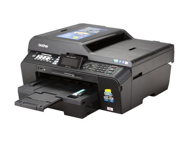 Brother Professional Series MFC-J6510DW Inkjet All-in-One Printer with up to 11