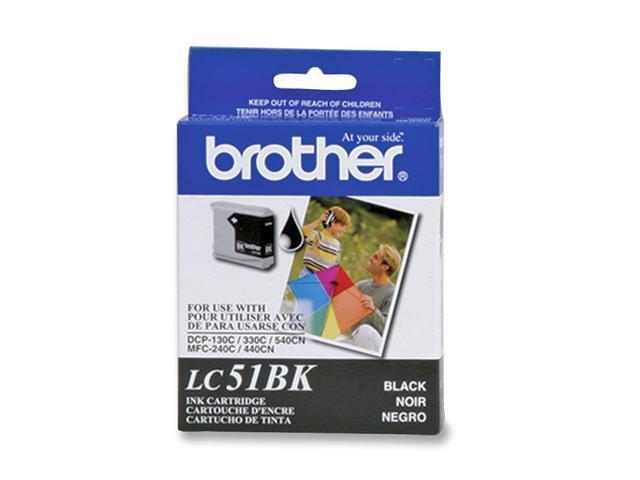 brother LC51BKS Ink Cartridge Black