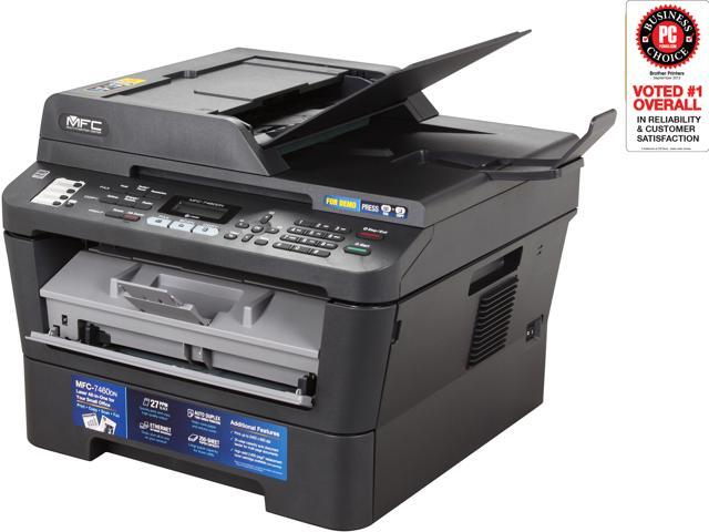 Brother MFC-7460DN Monochrome Multifunction Laser Printer