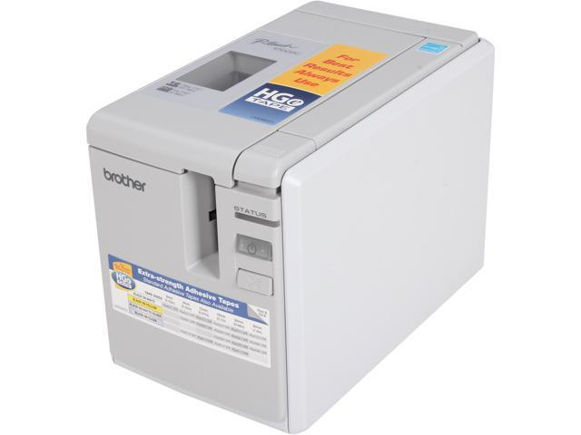 Brother P-Touch PT-9700PC Desktop Thermal Label and Barcode Printer