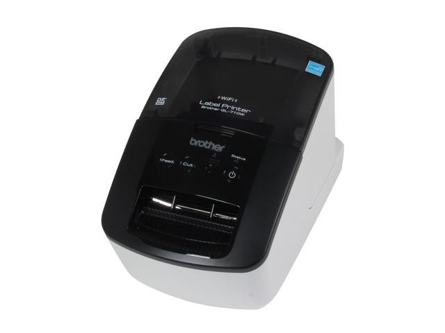 Brother QL-710W Direct Thermal Up to 93 ppm 300 x 600 dpi Label Printer