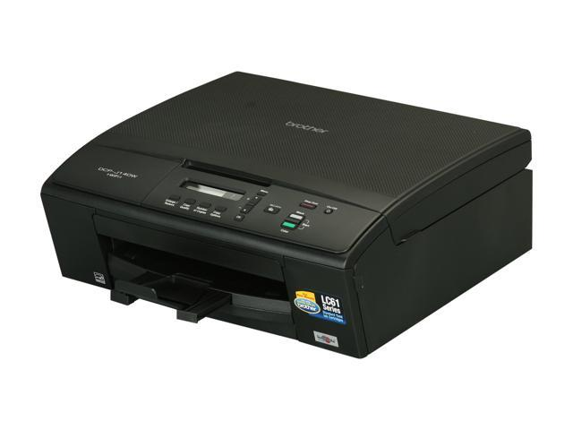 Brother DCP series DCP-J140W Wireless InkJet MFC / All-In-One Color Printer