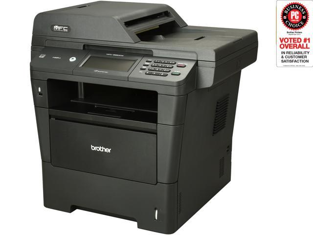 Brother MFC-8950DW High Speed All-In-One Laser Printer with Wireless Networking and Advanced Duplex Printing