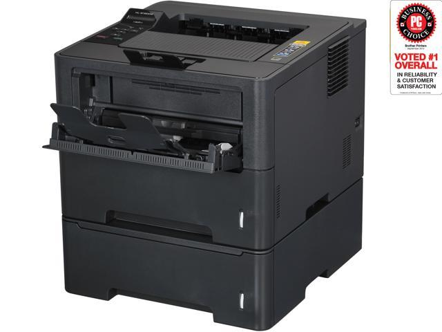 Brother HL-6180DWT Wireless Monochrome Laser Printer (Dual Paper Tray)