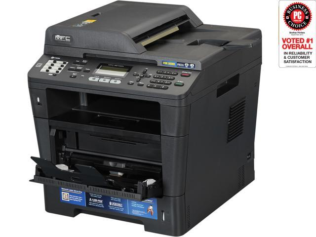 Brother MFC-8510DN High Speed All-In-One Laser Printer with Networking and Duplex Printing