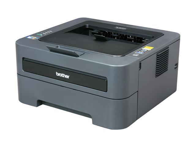 brother RHL2270DW Workgroup Monochrome Wireless 802.11b/g/n Laser Printer with Duplex