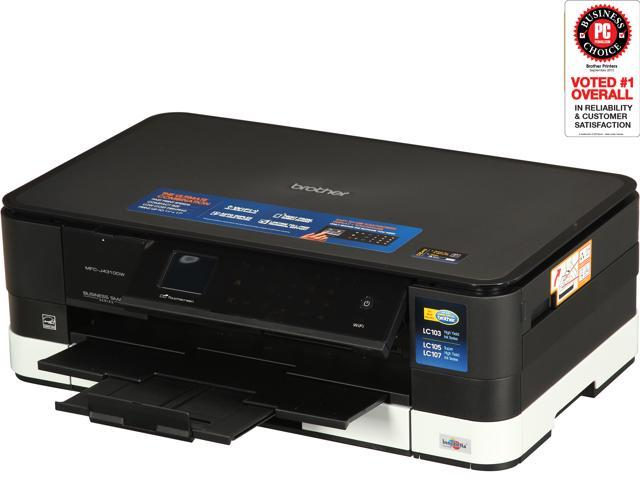 Brother MFC-J4310DW Wireless Color Multifunction Inkjet Printer
