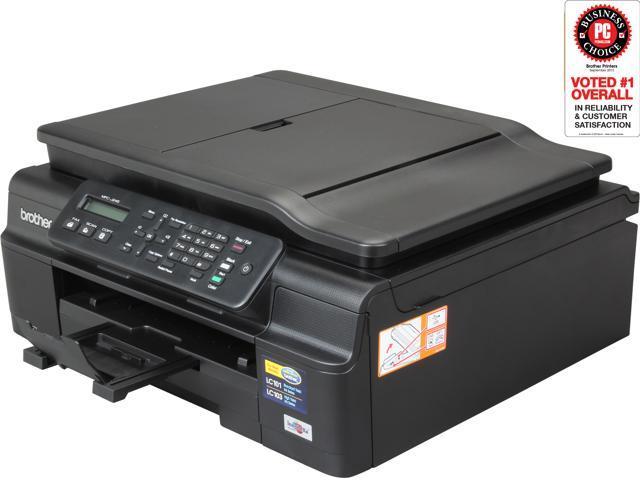 Brother MFC-J245 Color Multifunction Inkjet Printer