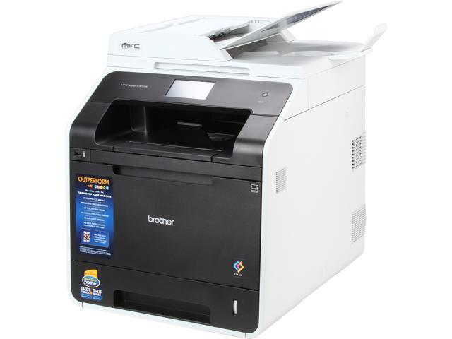 brother MFC-L8600CDW Up to 30 ppm Color Wireless 802.11b/g/n Laser Printer