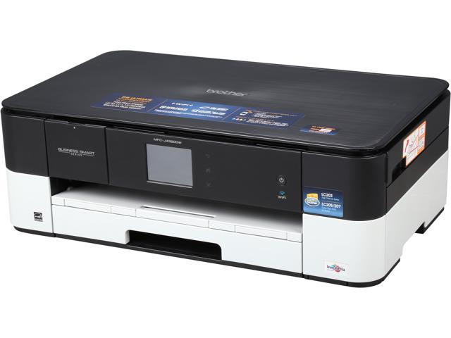 Brother MFC-J4320DW 6000 x 1200 dpi Wireless Color Multifunction Inkjet Printer