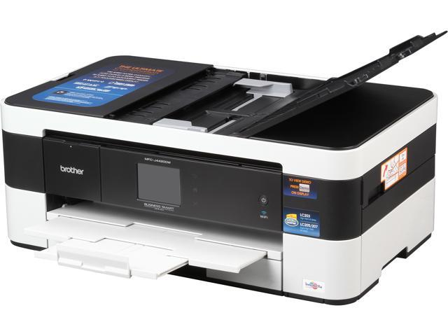 Brother MFC-J4420DW Business Smart All-In-One Inkjet Printer with up to 11