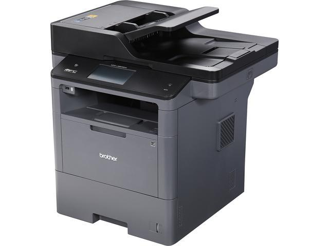 Mfc-L6800dw Wireless Monochrome All-In-One Laser Printer, Copy/fax/print/scan