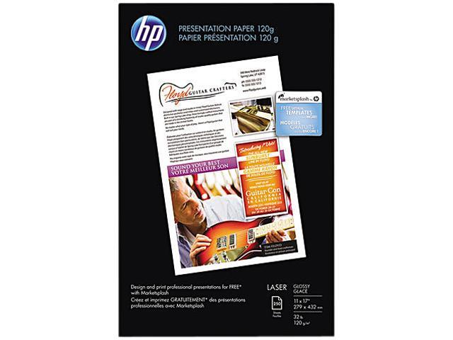 HP Q2547A Laser Paper Ledger/Tabloid - 11