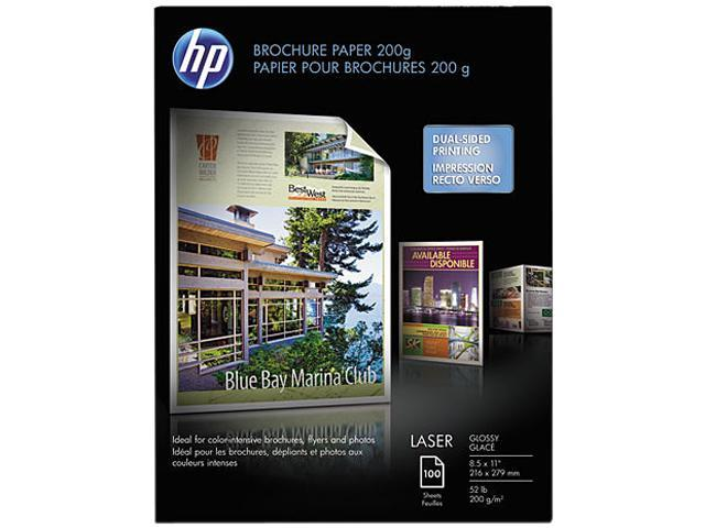 HP Q6608A Brochure/Flyer Paper Letter - 8.50