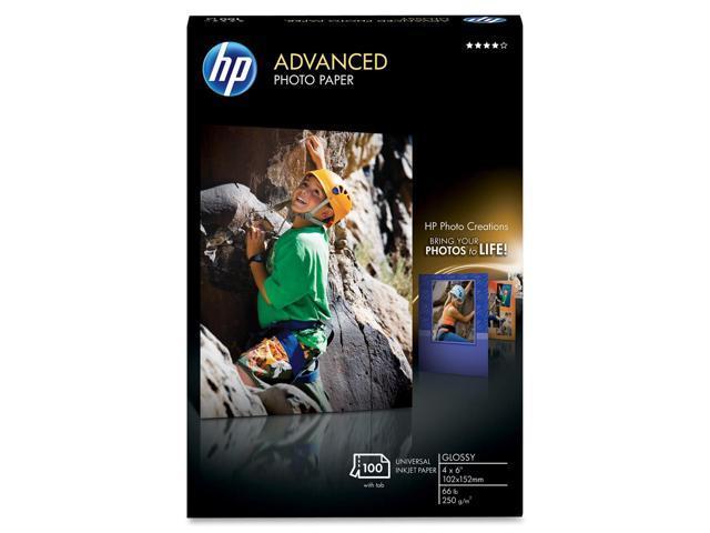 HP Q6638A Photo Paper 4