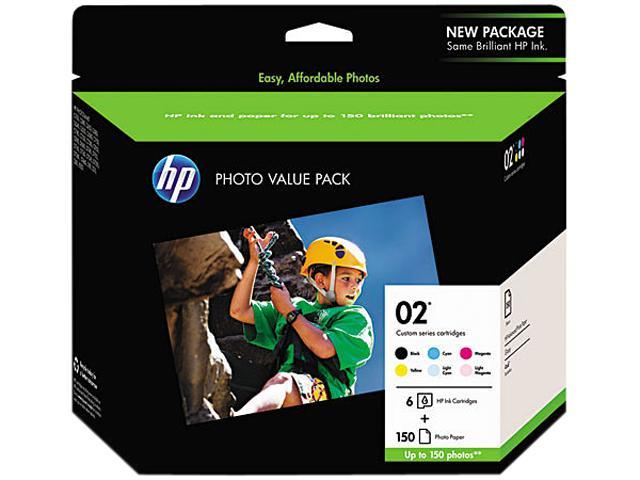 HP Q7964AN Custom 02 Series Photo Value Pack 6 Colors