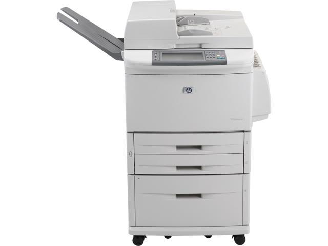 HP LaserJet M9050 MFP Up to 50 ppm HP FastRes 1200 (1200 dpi quality) Color Print Quality Color Laser Printer