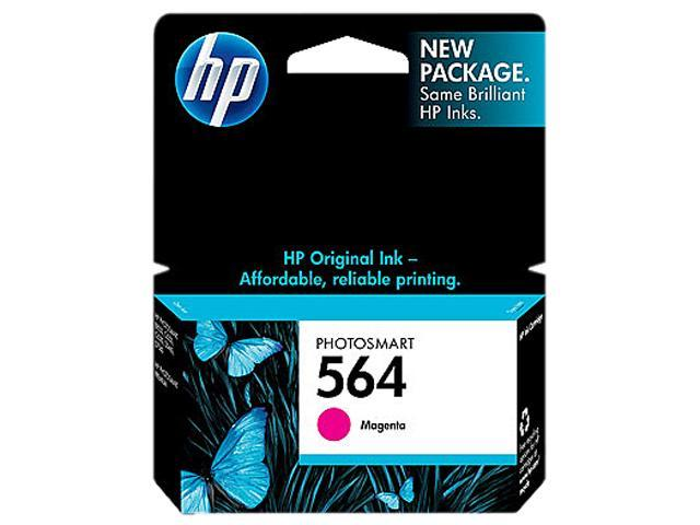 HP 564  Ink Cartridge 300 page yield (CB319WN#140) - Magenta