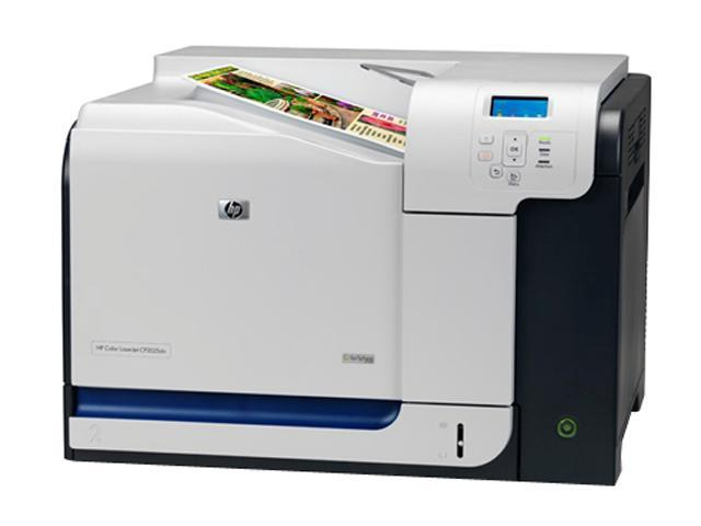 hp color laserjet cp3525x cc471a printer newegg com