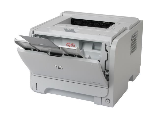 hp laserjet p2035 ce461a up to 30 ppm 600 x 600 dpi usb parallel monochrome laser printer. Black Bedroom Furniture Sets. Home Design Ideas