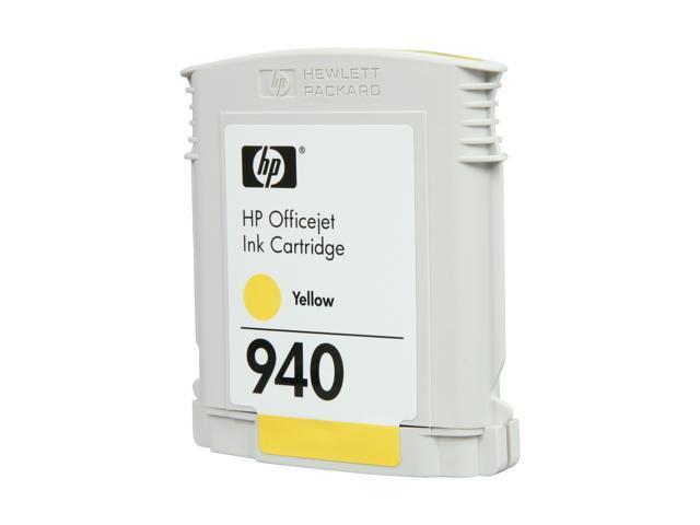 HP 940 Yellow Officejet Ink Cartridge (C4905AN#140)