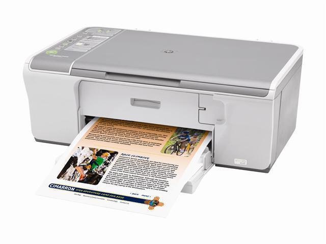 Драйвер Hp Deskjet F4235 All-In-One Printer