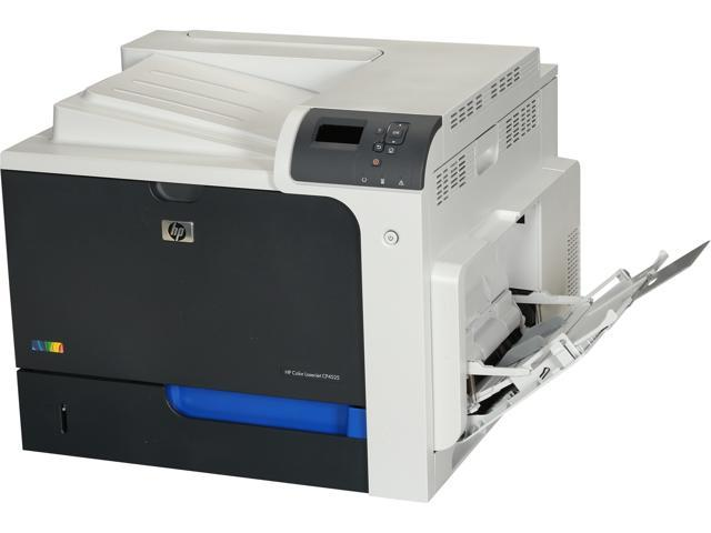 HP Color LaserJet Enterprise CP4525n Workgroup Up to 42 ppm 1200 x 1200 dpi Color Print Quality Color Laser Printer