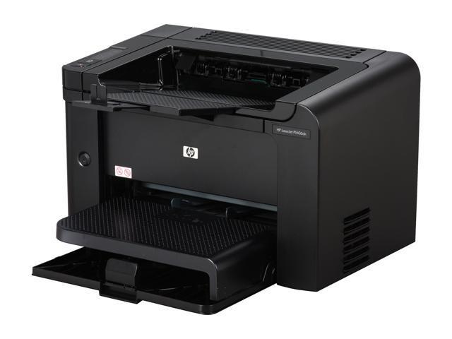 HP LaserJet Pro P1606DN Workgroup Up to 26 ppm 600 x 600 dpi Color Print Quality Monochrome Laser Printer