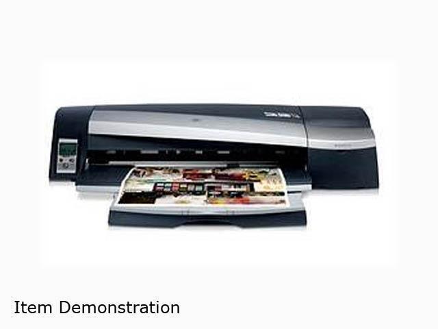 HP Designjet 130R C7791H Up to 2400 x 1200 dpi Color Print Quality InkJet Large Format Color Printer