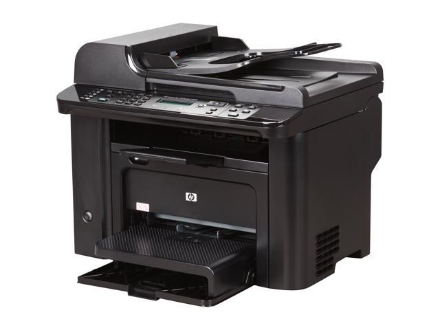 HP LaserJet Pro M1536dnf MFP Up to 25 ppm 1200 x 1200 dpi Color Print Quality Monochrome Laser Multifunction Printer