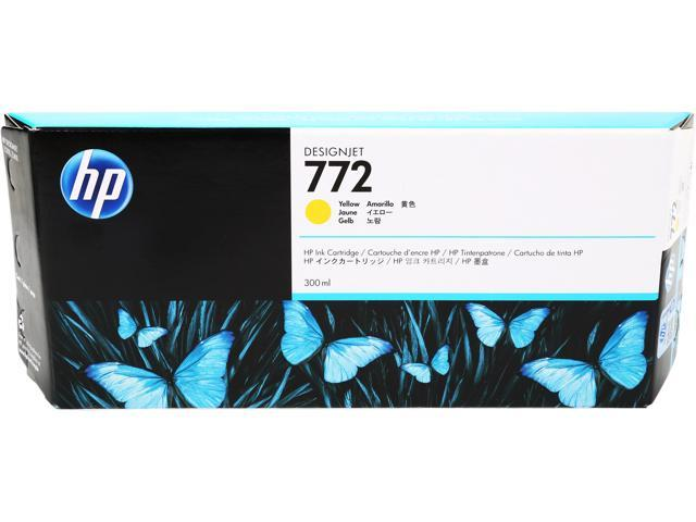 HP 772 Yellow Designjet Ink Cartridge (CN630A)