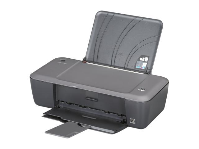 HP Deskjet 1000 J110A ISO Mono Print Speed (ppm): 5.5 Black Print Speed 4800 x 1200 dpi Color Print Quality InkJet Workgroup Color Printer