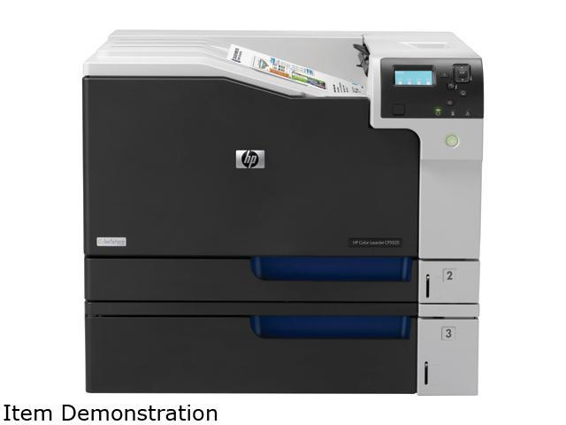 HP LaserJet Enterprise CP5525n Workgroup Color Laser Printer