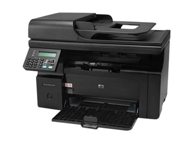 HP LaserJet M1212NF CE841AR#BGJ MFC / All-In-One Monochrome Laser Multifunction Printer