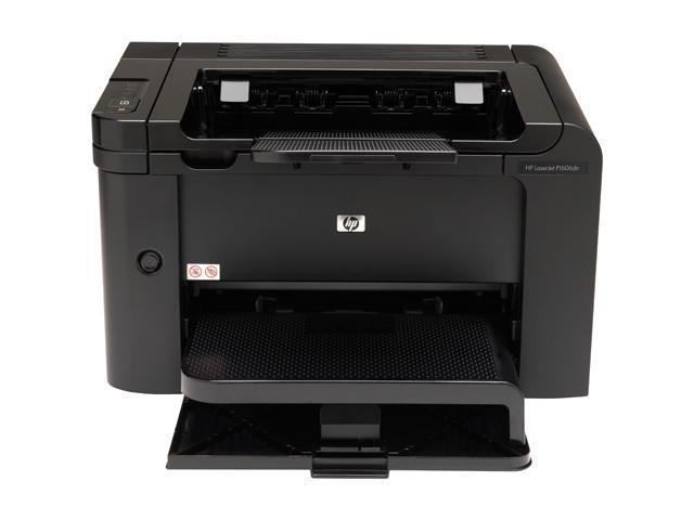 HP LaserJet Pro P1606DN CE749AR#BGJ Workgroup Monochrome Laser Printer