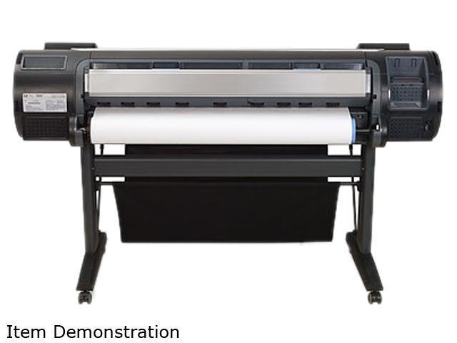 HP Designjet Z5200 (CQ113A#B1K) 2400 x 1200 dpi USB Color Inkjet Photo Printer