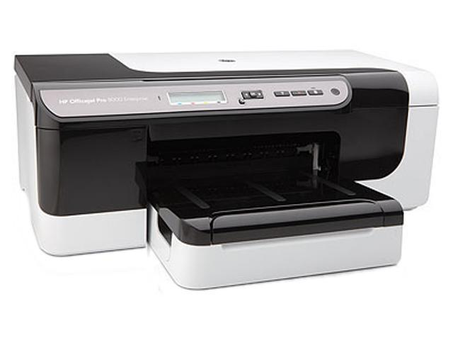 HP Officejet Pro 8000 (CQ514A#B1H) Black, Draft Quality, A4: Up to 15 ppm Black, Laser Comparable: Up to 13 ppm Black Print Speed 600 x 600 dpi Color Print Quality InkJet Workgroup Color Enterprise Pr