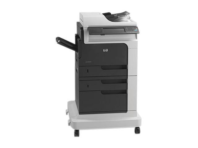 HP LaserJet Enterprise M4555f MFP Monochrome Laser Printer