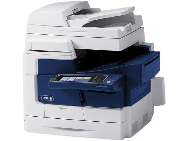 Xerox ColorQube 8700/S MFC / All-In-One Up to 44 ppm Color Solid Ink Printer