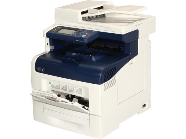 Xerox WorkCentre 6605/N 1200 dpi x 1200 dpi USB / Ethernet Color Laser MFC Printer